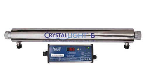 UV sterilizátory Crystal Light